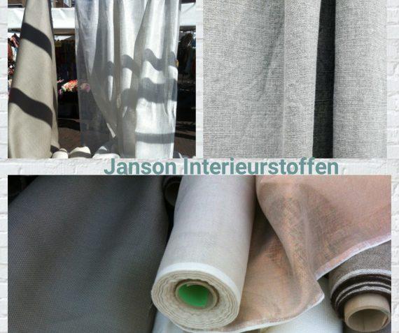 Janson interieurstoffen
