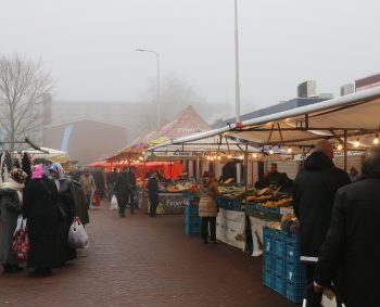 De zaterdagmarkt 28 april gaat door!