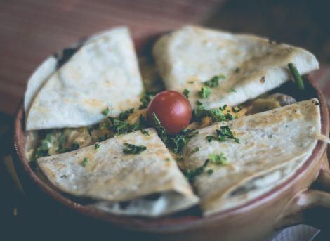 Mexicaanse Quesadilla's met kip!