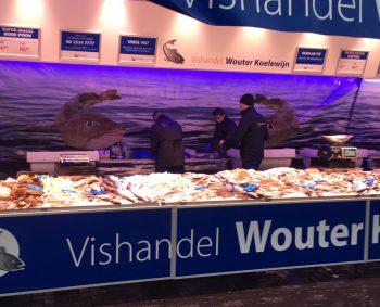 Nieuwe verkoopwagen Vishandel Wouter Koelewijn!
