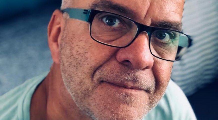 Overlijden marktkoopman Marcel Burg