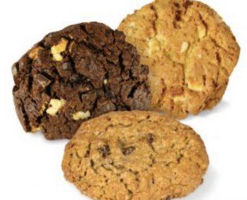 American cookies 5 voor €5,- en 5 gratis !!!!
