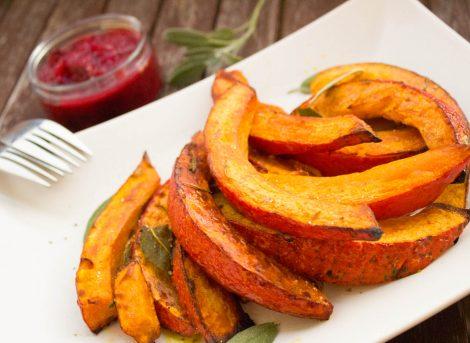 Koningsdagrecept: oranje pompoen chips