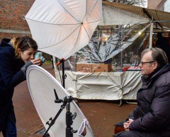 Pop-up Portretstudio op de Arnhemse Markt!