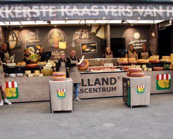 Feestweek bij Holland Kaas Centrum, Chris Verburg Kaas!