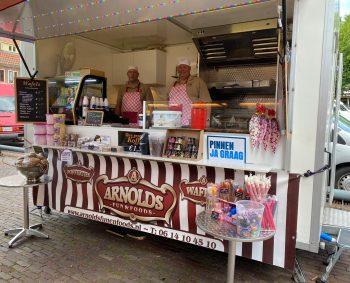 Nieuw op de markt. Arnolds Fun & Food!