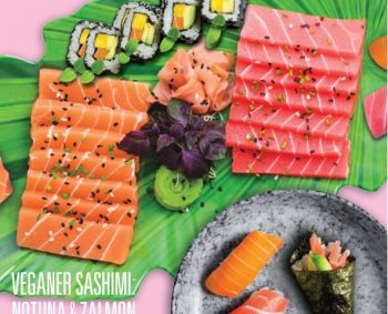 VEGAN OF VEGETARISCH SUSHI ETEN ?!