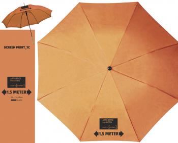 Paraplu's op de markten in Arnhem!