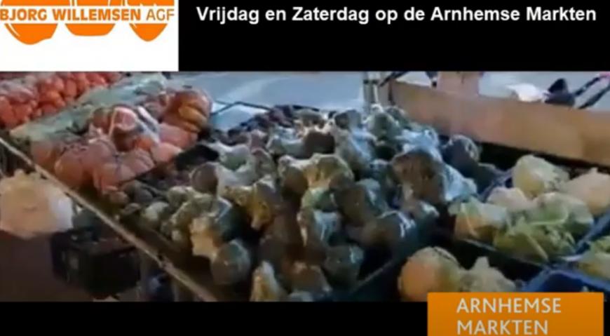 Film impressie AGF Arnhemse Markten