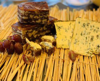Vijgenbrood met St Agur