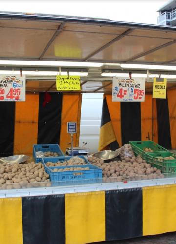 Bert van Horsen Aardappelen