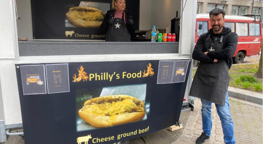 Nu ook in Arnhem: Philly Cheese Steak Sandwich – MACHTIG LEKKER
