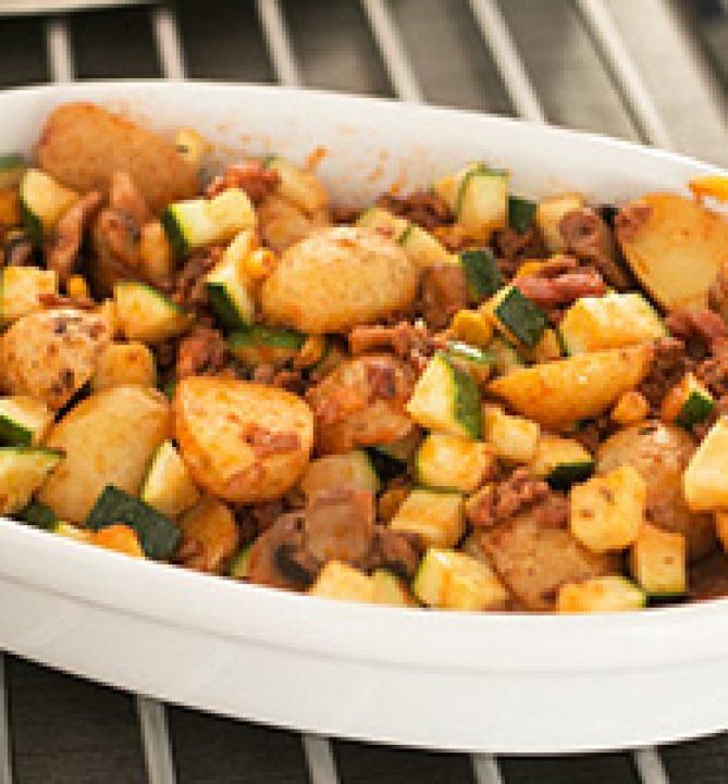 Recept: Aardappel ovenschotel met gehakt