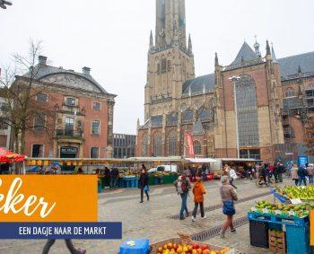 Lekker een dagje naar de Markt!