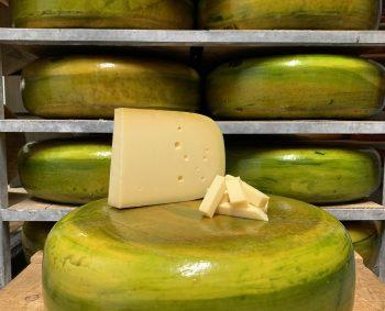 Reclame: Kaas van de boerderij Groen